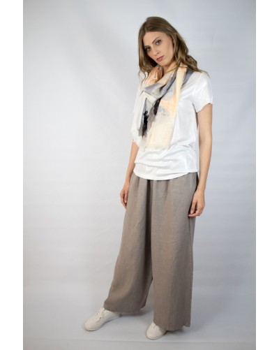 PANTLOOSE FIT LINEN TROUSER