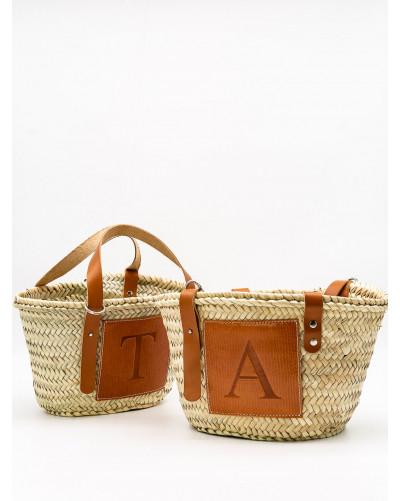 Capazo de palma - Small basket